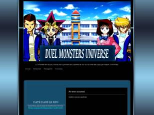 Duel Monsters Universe