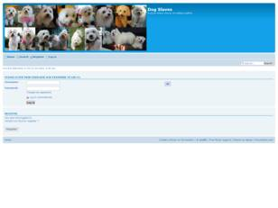 Dog Slaves Forum