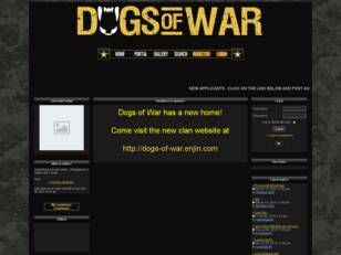Dogs of War PS3 Gaming Clan and Community