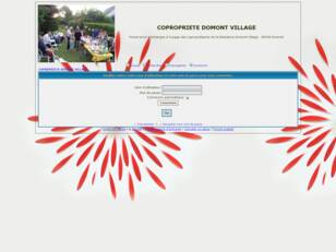 creer un forum : COPROPRIETE DOMONT VILLAGE