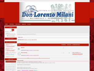 Don Lorenzo Milani Forum