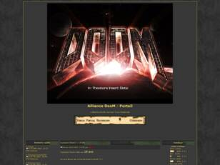 Forum de l'Alliance DooM