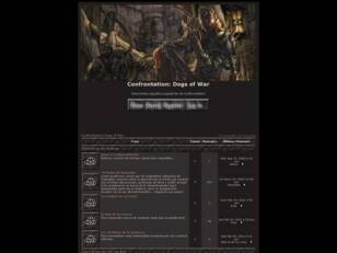Foro gratis : Confrontation: Dogs of War