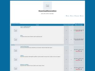 Forum gratis : DownloadGeneration