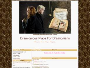 Dramione Vietnamese Official Fansite