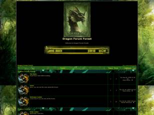 Free forum : Dragon Forum Forest