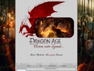 Dragon Age Roleplaying