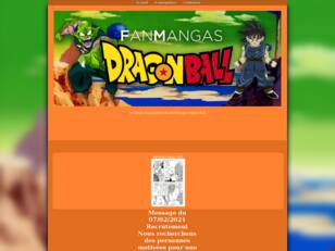FanMangas Dragon Ball