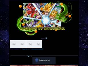 L'univers du dragon ball
