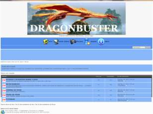 Forum gratis : CLAN DRAGONBUSTER