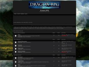 Dragon RPG