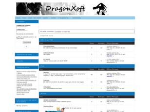 DragonXoft foro