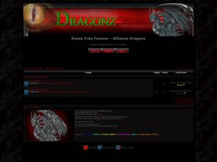 Free forum : Evony Free Forever - Alliance Dragonz