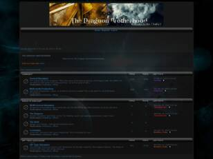 This is the forums for The Dragoon Brotherhood.