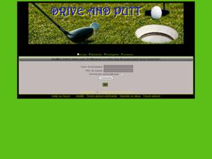 Drive and Putt