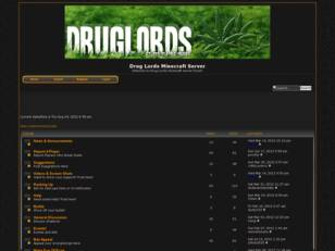 Drug Lords Minecraft Server