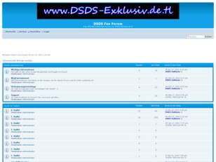 DSDS Fan Forum