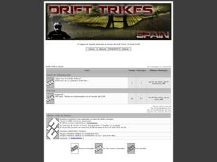 Foro gratis : Drift Trikes Spain