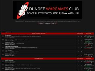 Dundee Wargames Club