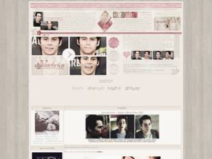 Dylan O'brien Fan Club » stilesstilinski