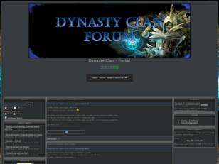 Free forum : Dynasty Clan
