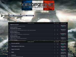 Forumactif.com : Dropzone Commander France
