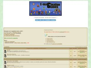 E-magination Games [Game making]