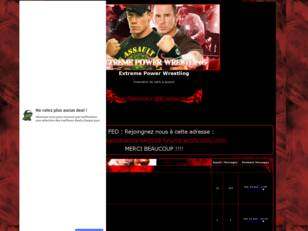 Forum gratis : Extreme Power Wrestling