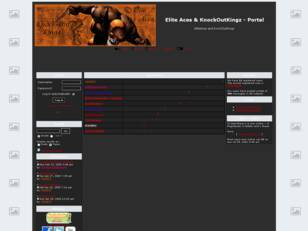 Elite Aces & KnockOutKingz Forum