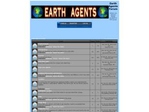 Earth Agents Forum