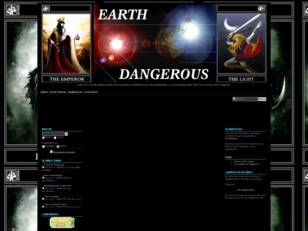 Foro gratis : Earth, dangerous SaintSeiya