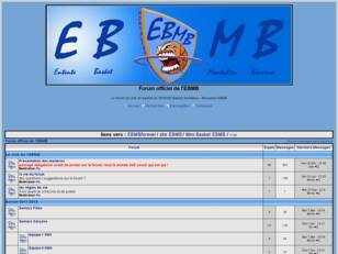 The EBMB's Forum