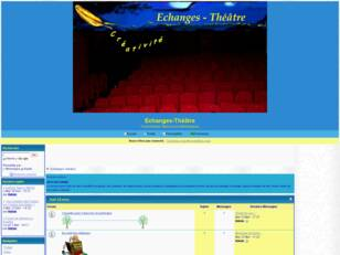 Echanges theatre