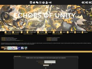 Echoes of Unity