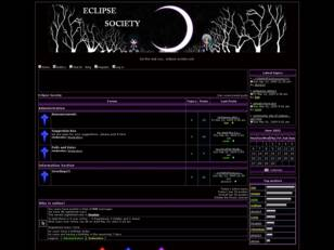 Eclipse Society