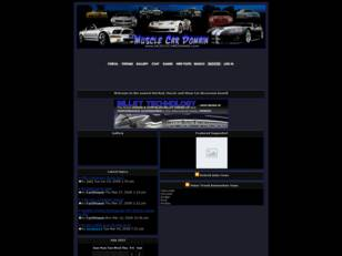 Welcome to Muscle Car Domain!