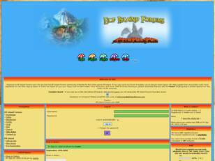 Elf Island Forums - An Elf Island Fansite