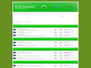 Elite Gaming : Bringing Gamers closer to Gaming