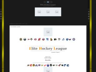 Élite Hockey League