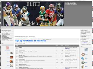 Free forum : ELITEMADDEN