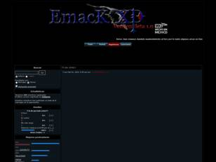 .:::: Emack XP ::::. .:: WebForum Official ::.