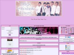 DBSK /Tohoshinki Lovers