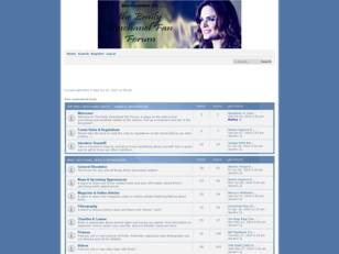 Free forum : Emily Deschanel Fan Forum