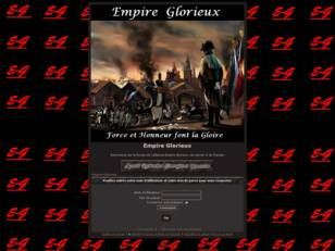 creer un forum : Empire Glorieux