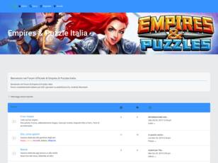 Empire & Puzzle Italia - Forum