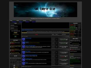 Free forum : The Empty Clip