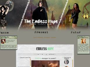 Endless Hope ; Forum RPG Harry Potter - L'espoir sans fin