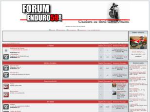 Le forum d' ENDURO59.COM