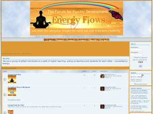 Energyflows - The Forum for Psychic Development