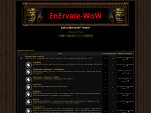 EnErvate-WoW Forum